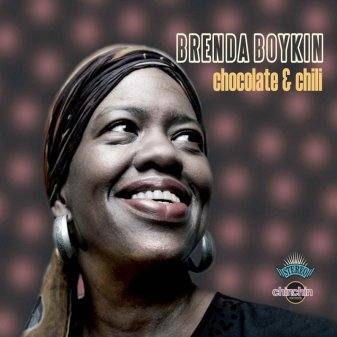 Brenda Boykin - Love is in town