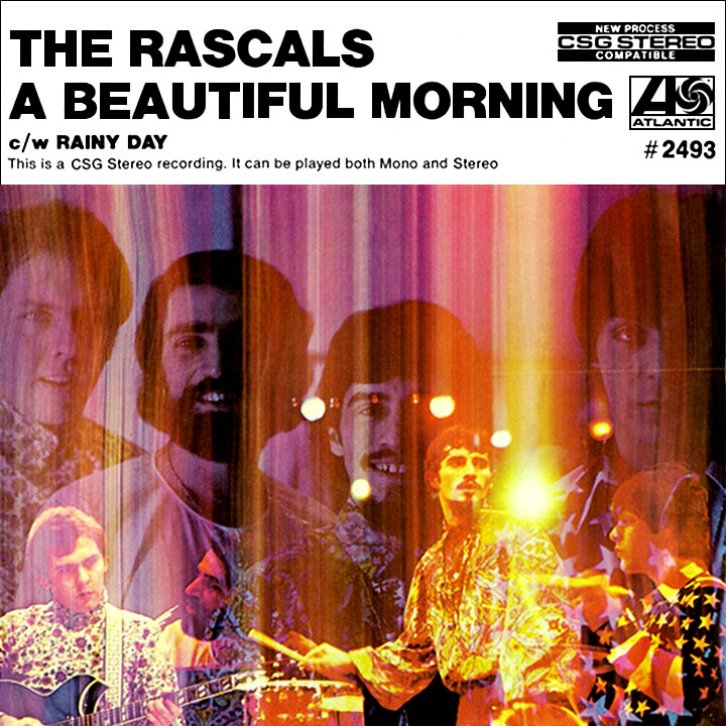 The Rascals - A Beautiful Morning