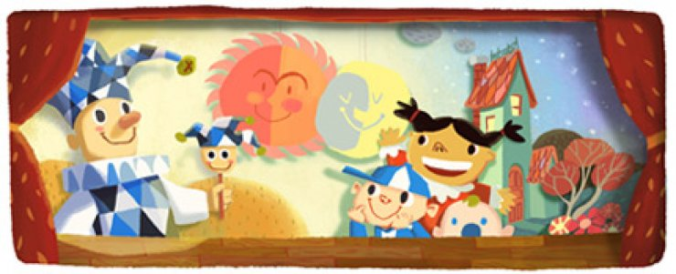 Google Childrens Day 2012