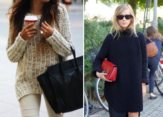 Oversized Sweaters